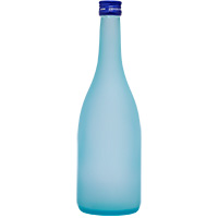 青色フロスト瓶720ml