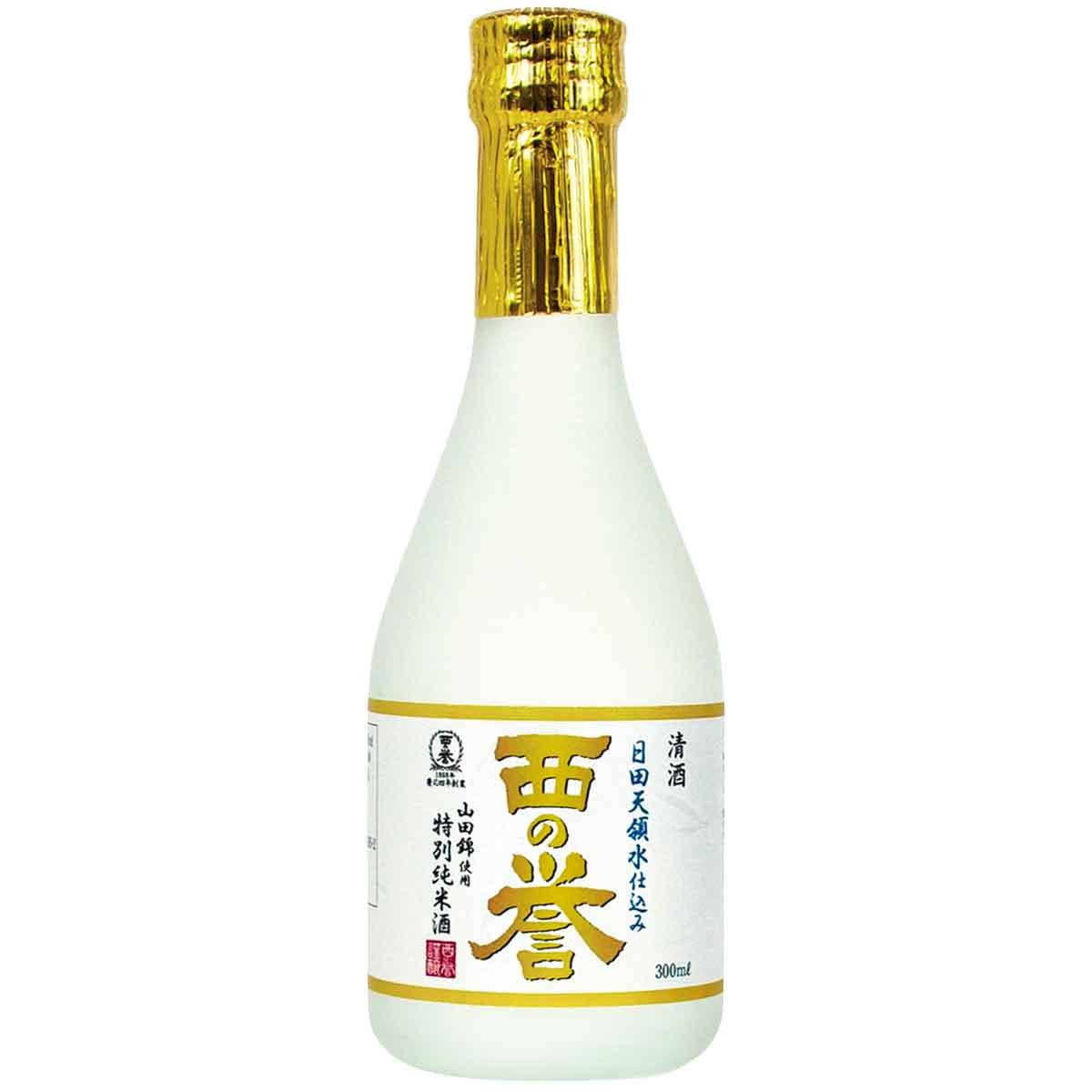 特別純米酒 西の誉 300ml